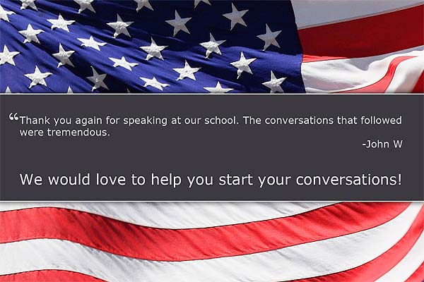 Contact Peter Vodenka - Conversation Quote