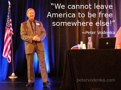 Book Peter Vodenka - America Free Quote